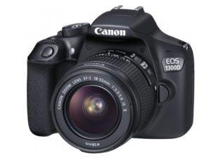 Recenze Canon EOS 1300D  již od 8 790 Kč