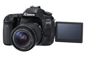 Recenze Canon EOS 80D již od 30 990 Kč